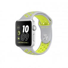 Apple Watch Nike+ 42 мм, Silver Green