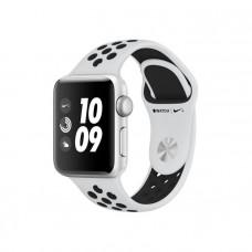 Apple Watch Nike+  3, 38 мм, Silver