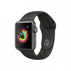 Apple Watch  3, 38 мм, Black