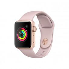 Apple Watch  3, 38 мм, Rose Gold