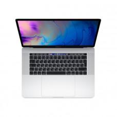 "Apple MacBook Pro 15"" процессор Core i7 2,2 ГГц, 16ГБ, 256ГБ SSD, Radeon Pro 555X, Touch Bar серебристый"