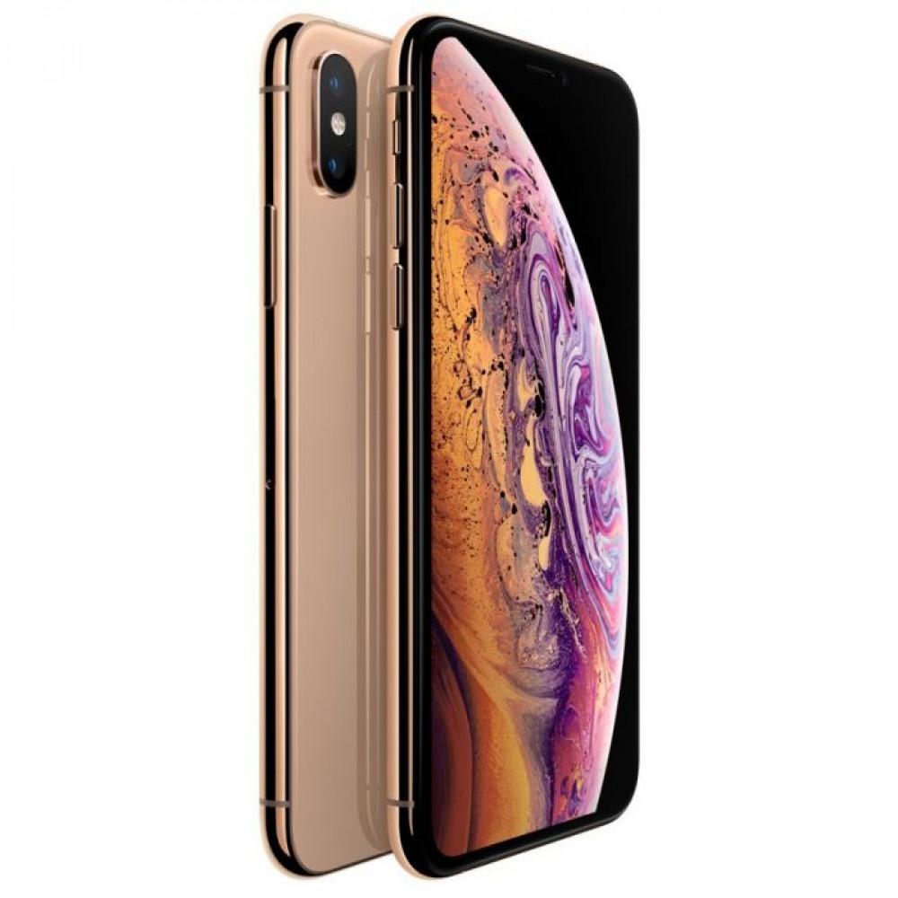 Apple iPhone XS 256 ГБ золотой Как новый