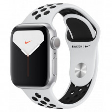 Apple Watch Nike  5, 44 мм, Silver