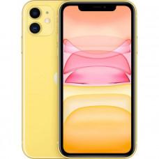 Apple iPhone 11 64GB с новой комплектацией (желтый)